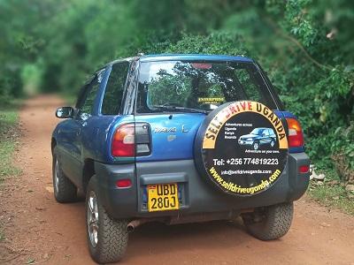 Long Term Car Rental in Uganda
