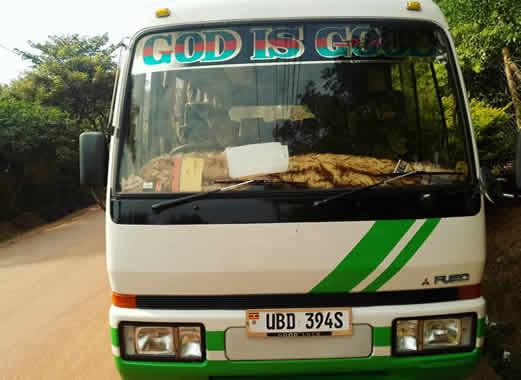 Coaster Rentals in Uganda