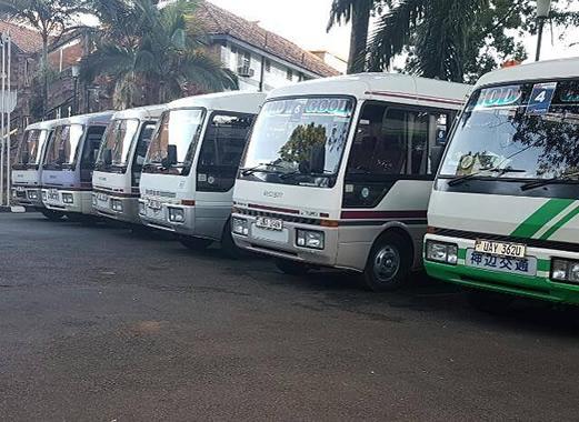 Bus/ Coaster Rentals in Uganda