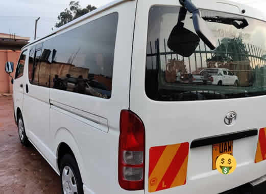 Self Drive Car Rentals in Uganda