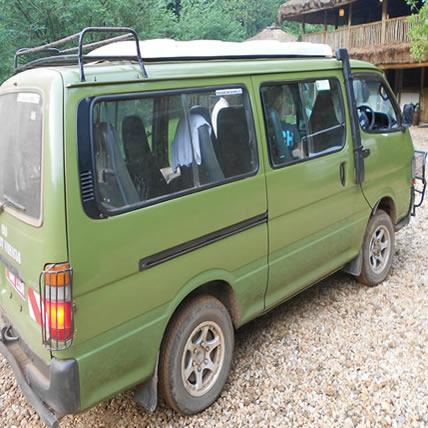 Mini Vans on long term car rental